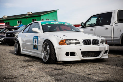 STREETFIGHTER LA BMW E46 Widebody Kit