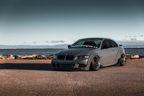 STREETFIGHTER LA BMW E92 Widebody Kit