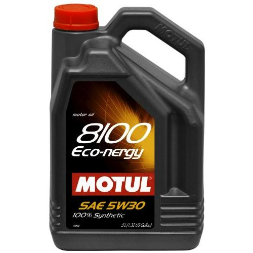 Motul 8100 Eco-Nergy 5W30 Engine Oil 5L