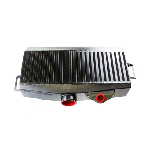 GrimmSpeed Black Thermal Coating Top Mount Intercooler For 2002-2007 Subaru WRX / 2004+ STI / 2004-2007 FXT