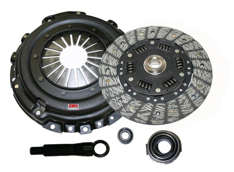 Competition Clutch Stage 2 Steelback Brass Plus Clutch Kit w/ Flywheel For 2006-2014 WRX / 2005-2009 Legacy GT / 2006-2008 Forester XT