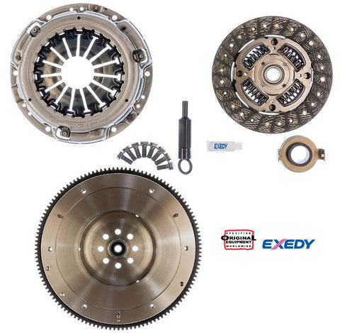 Exedy OEM Replacement Clutch Kit and Flywheel for Subaru Legacy GT 2005-2008