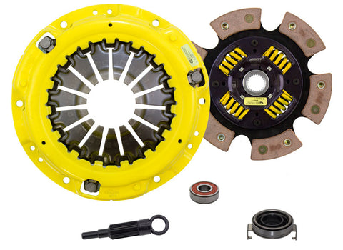 ACT Heavy Duty 6 Puck Disc Clutch Kit For 2004+ STI / 2005-2009 Legacy Spec.B