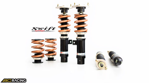 BC Racing BR Coilovers for 2013-2016 Lexus GS250 / GS350 AWD