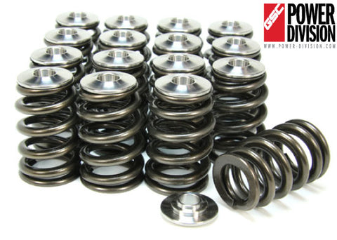 GSC Power-Division Beehive Spring set with Titanium Retainer for the Subaru EJ Platforms