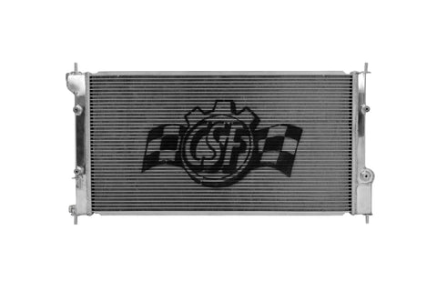 CSF Aluminum Racing Radiator for 2013+ BRZ/FR-S/86