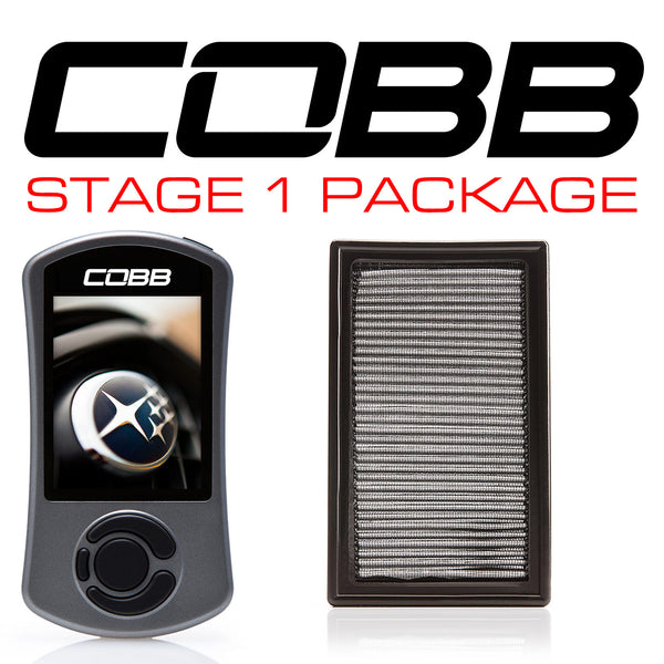 Cobb Tuning Stage Packages For 2006-2007 WRX / 2004-2007 STI / 2004-2008 Forester XT
