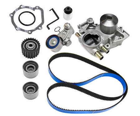 Gates Timing Belt Kit With Water Pump For 2008-2014 WRX / 2008-2013 Forester XT