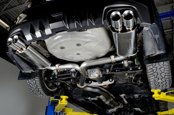 Grimmspeed Resonated Catback Exhaust System For 2011+ WRX / STI Sedan