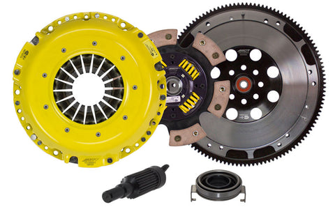 ACT Heavy Duty Race Sprung 6 Pad Clutch Kit w/ Flywheel for  2006-2014, 2015+ WRX