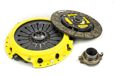 ACT Heavy Duty Performance Street Disc Clutch Kit For EVO X 08-15