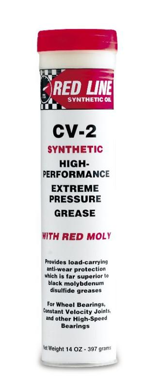 Red Line CV-2 Grease 14oz