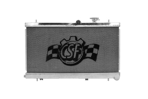 CSF Aluminum Racing Radiator for 2002-2007 WRX/STI