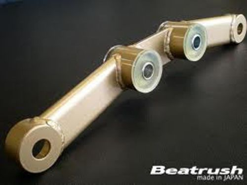 Beatrush Rear Diff Mount Support Bar For 2002-2007 Subaru WRX & STI