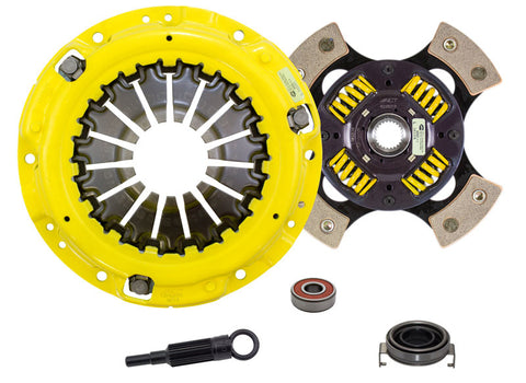 ACT Heavy Duty Race Sprung 4 Pad Disc Clutch Kit for  2006-2014, 2015+ WRX / 2005-2009 Legacy GT / 2006-2008 Forester XT