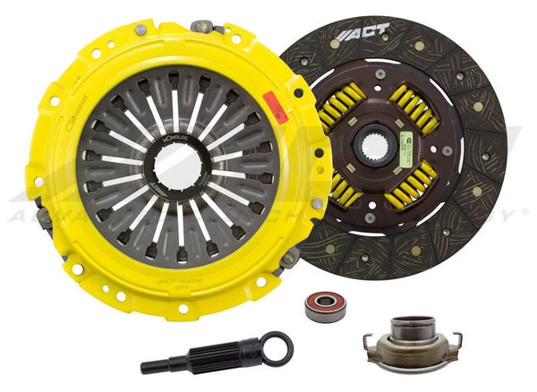ACT Heavy Duty Performance Street Disc Clutch Kit For 2004+ STI / 2005-2009 Legacy Spec.B