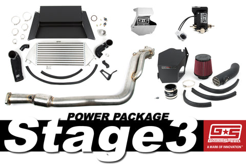 GrimmSpeed Stage 3 Power Package For 2005-2009 Legacy GT (Manual Transmission Only)