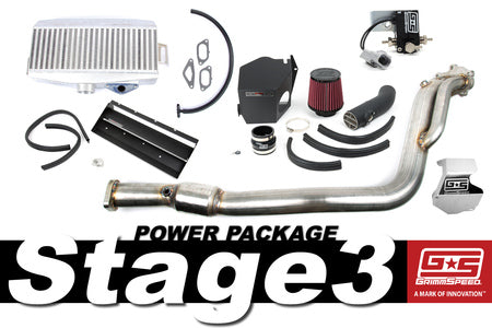 GRIMMSPEED STAGE 3 POWER PACKAGE For 2008-2014 Subaru STI