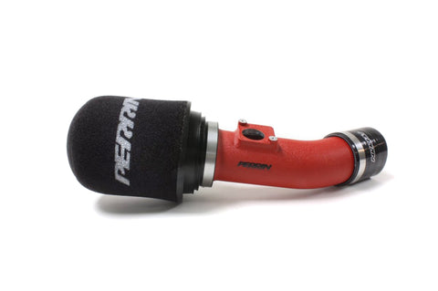 Perrin Short Ram Intake For 2002-2007 WRX/STI / 2004-2008 Forester (Black/Red)