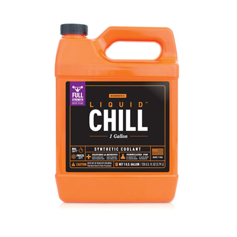 Mishimoto Liquid Chill Synthetic Engine Coolant Full Strength (1 gal.)