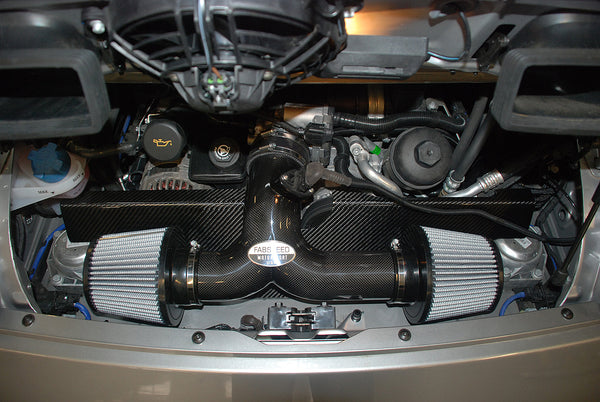 Fabspeed Porsche 997.2 Carrera Carbon Fiber Competition Intake System
