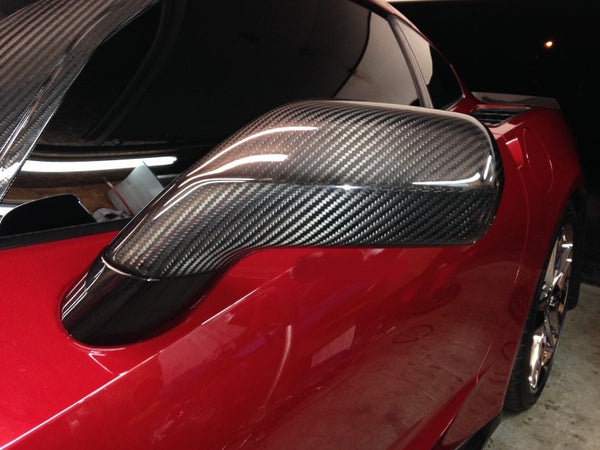APR Replacement Mirrors for Corvette C7