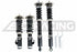 BC Racing BR Coilovers for 1999-2002 Nissan Silvia 240SX