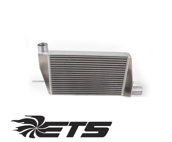 "ETS 4.0"" Front Mount Intercooler (Silver) for 2008-2015 Evo X"