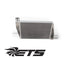 "ETS 3.0"" Front Mount Intercooler (Silver) for 2008-2015 Evo X"