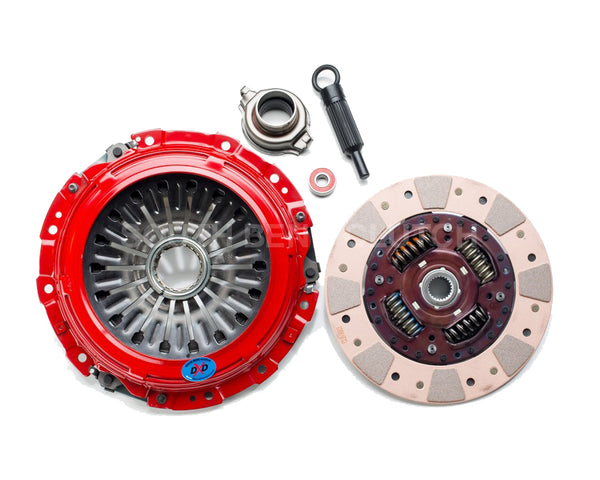 South Bend Clutch Stage 2 Endurance Clutch Kit For 2004+ STI / 2007-2009 Legacy Spec B