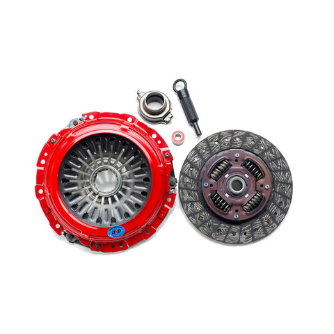 South Bend Clutch Stage 1 Heavy Duty Clutch Kit For 2004+ STI / 2007-2009 Legacy Spec B