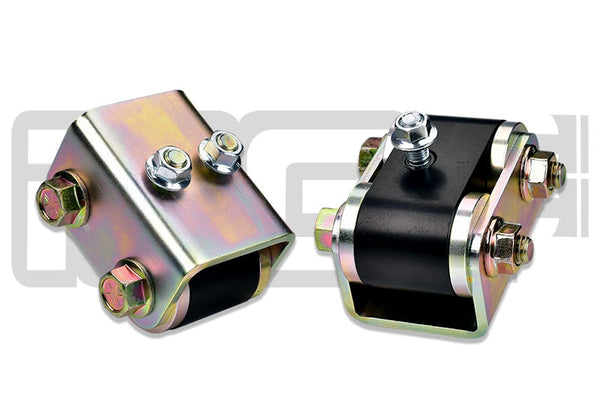 IAG Performance Race Series Solid Engine Mounts for 2002-2007 WRX / 2004+ STI / 2004-2008 Forester XT