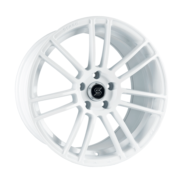 Stage Wheels Belmont 18x9.5 +38mm 5x114.3 CB 73.1 White