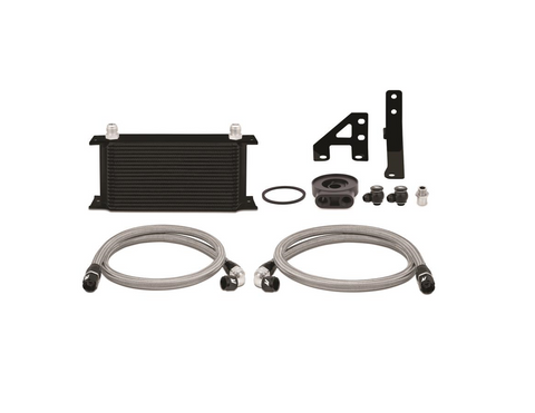 Mishimoto Oil Cooler Kit Black for 2015+ WRX