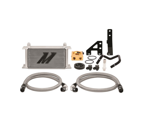 Mishimoto Thermostatic Oil Cooler Kit for 2015+ WRX
