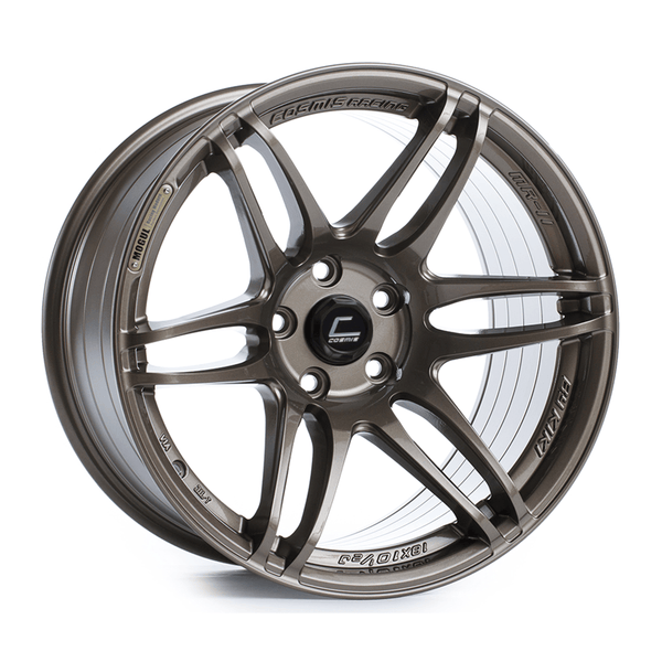 Cosmis Racing MRII Bronze Wheel 18X8.5 5X114.3 +22MM Offset