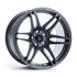 Cosmis Racing MRII Gun Metal Wheel 18X9.5 5X114.3 +15MM Offset