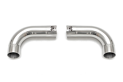 Fabspeed Muffler Bypass Pipes for 2005-2008 997.1 Carrera