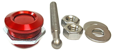 QUIK-LATCH Red Anodized Mini Quick Release Kits
