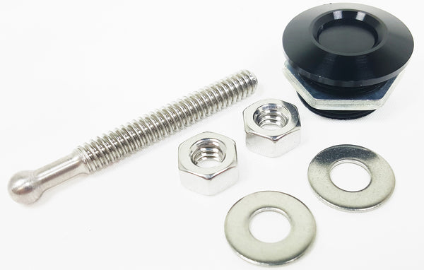 QUIK-LATCH Black Anodized Mini Quick Release Kits