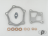 Forced Performance Turbocharger Gasket Set For 2008-2015 Evo X
