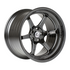 Cosmis Racing XT-006R Black with Milled Spokes Wheel 18X9.5 5X114.3 +10MM Offset