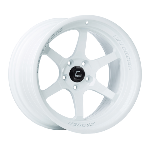 Cosmis Racing XT-006R White Wheel 18X9.5 5X114.3 +10MM Offset