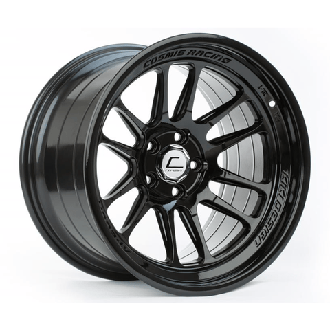 Cosmis Racing XT-206R Black Wheel 20X9 5X114.3 +35MM Offset