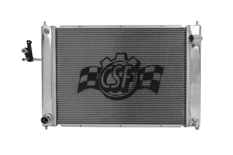 CSF Aluminum Racing Radiator for 2009+ 370Z Manual