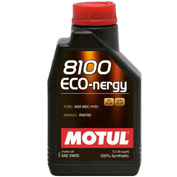 Motul 8100 Eco-Nergy 5W30 Engine Oil 1L