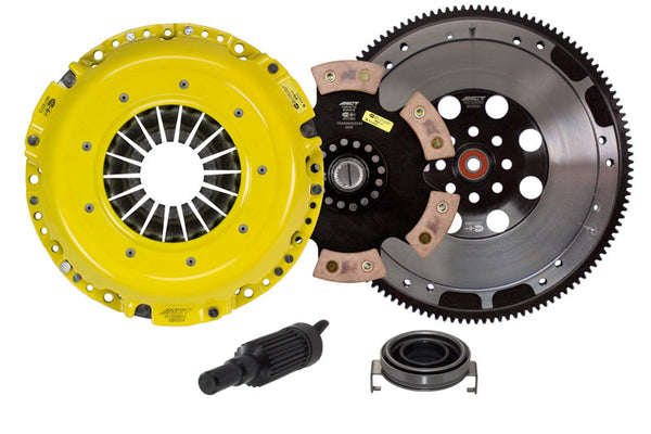 ACT Xtreme Race Rigid 6 Pad Clutch Kit w/ Flywheel for 2006+ WRX