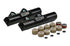 IAG Performance V3 Black Top Feed Fuel Rails For 2002-2014 WRX / 2007+ STI / 2008-2012 Legacy GT / 2006-2013 Forester XT