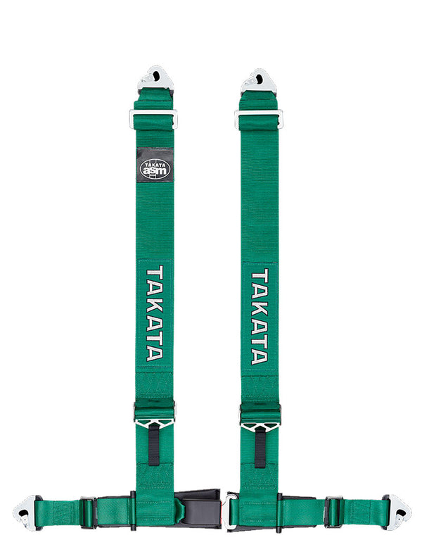 Takata Drift III 4-Point Harness Snap-On (Black or Green)