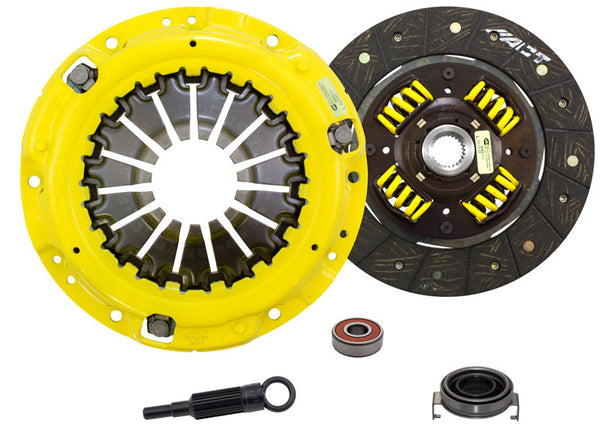 ACT Heavy Duty Performance Street Disc Clutch Kit for 2006-2014, 2015+ WRX / 2005-2009 Legacy GT / 2006-2008 Forester XT